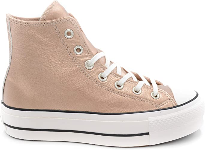 Converse Women's Chuck Taylor All Star Lift Clean High Top Sneaker