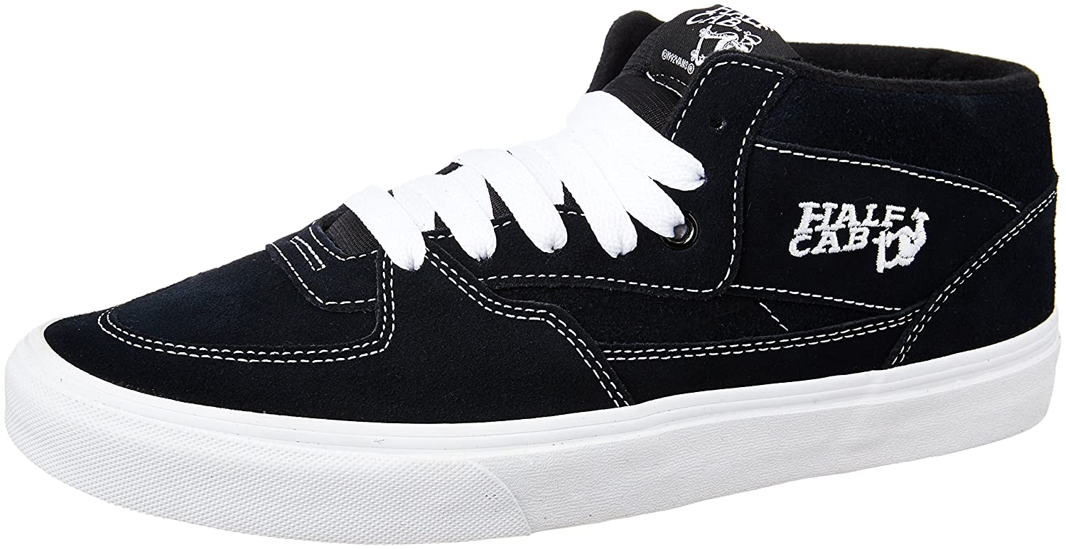 2ee9a8b51938dd Vans Half Cab, Unisex-Adults' Trainers: Amazon.co.uk: Shoes & Bags