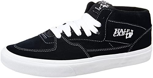 ce2215a82cf Vans Unisex Half Cab Leather Sneakers  Buy Online at Low Prices in India -  Amazon.in