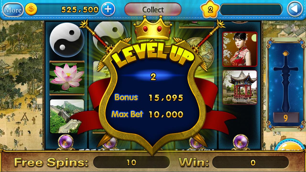 Chinese Fortune Slot Machine
