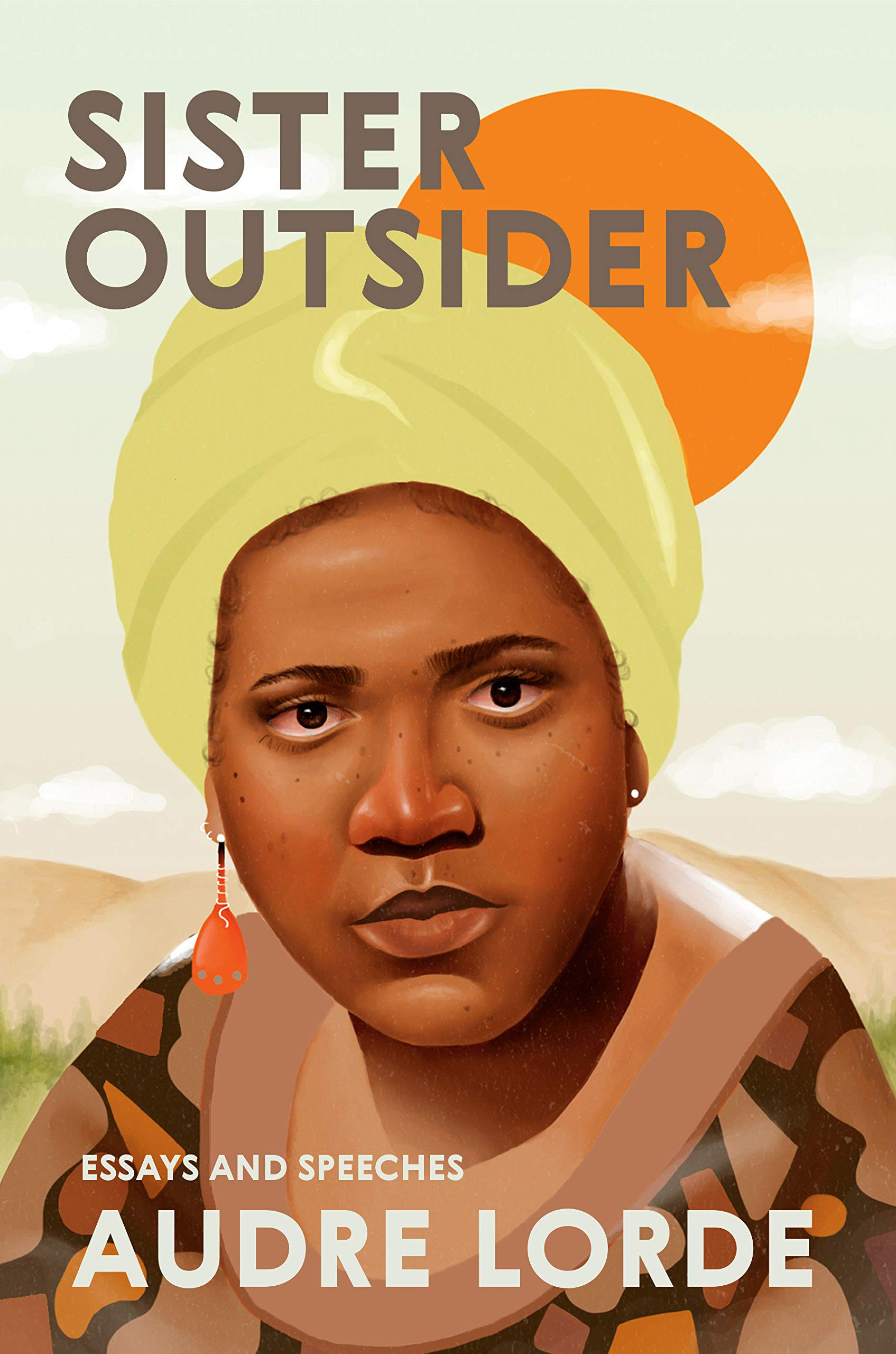 Sister Outsider: Essays and Speeches (Cover May Vary): Lorde, Audre,  Clarke, Cheryl: 9781580911863: Books - Amazon.ca