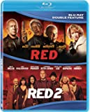 Red / Red 2 Double Feature [DVD] [Blu-ray]