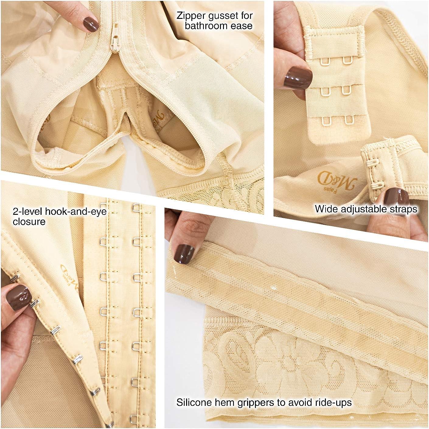 M/&D 0029 Fajas Colombianas Moldeadoras Post Surgery BBL Compression Garment
