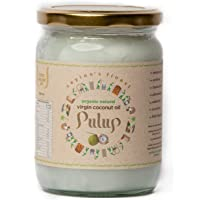 PULUP Organic Natural Virgin Coconut Oil (500 ml)