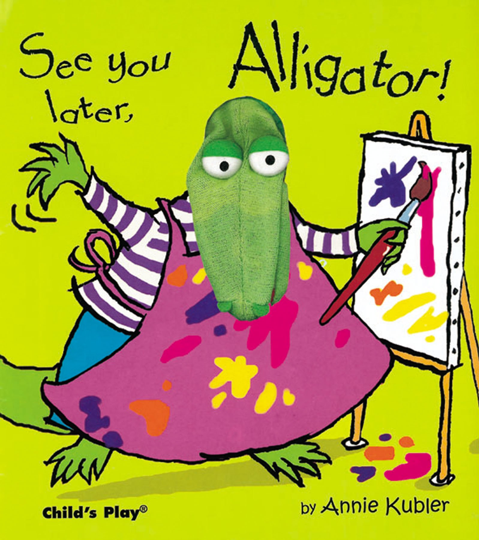See You Later, Alligator! (Activity Books) PDF