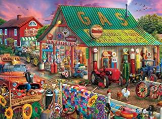 product image for Buffalo Games - Antique Market - 1000 Piece Jigsaw Puzzle