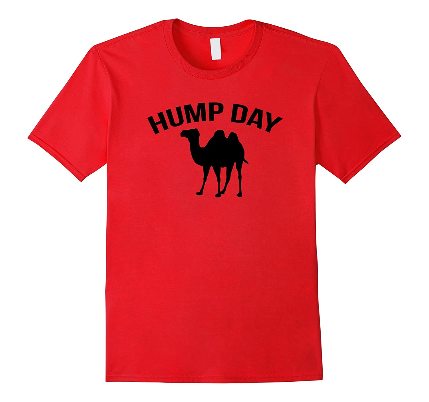 Hump Day T-Shirt for Wednesdays | Available in Pink-TH