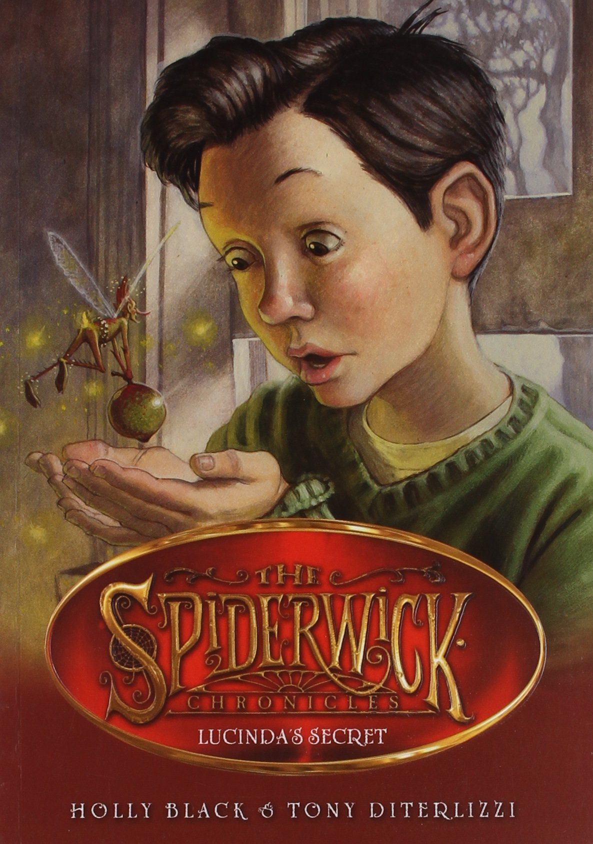 Download Lucinda's Secret. Tony Diterlizzi and Holly Black (SPIDERWICK CHRONICLE) PDF