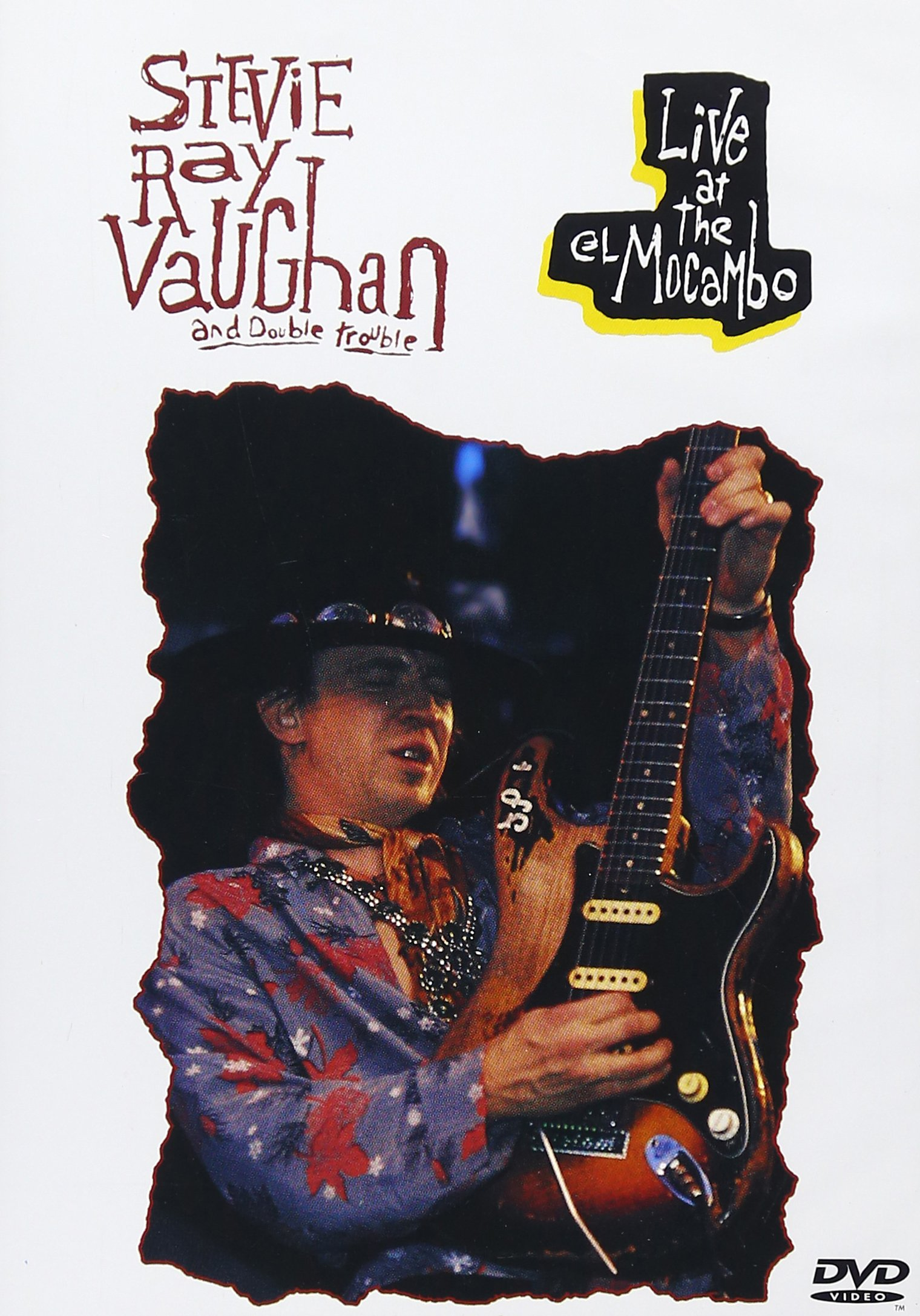 Stevie Ray Vaughan & Double Trouble - Live at the El Mocambo 1983 by VAUGHAN,STEVIE RAY & DOUBLE TROUBLE