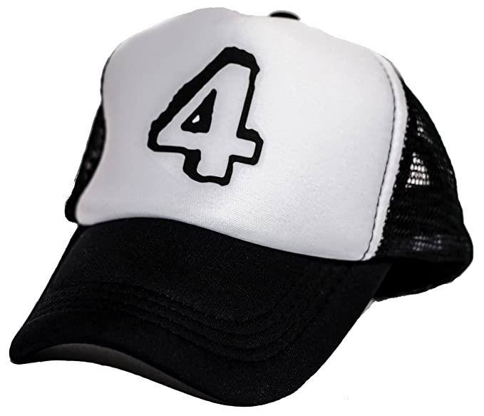 8c41b19f602 Image Unavailable. Image not available for. Color  Kids Trucker Hat Summer  Mesh Baseball Cap Boys Girls ...