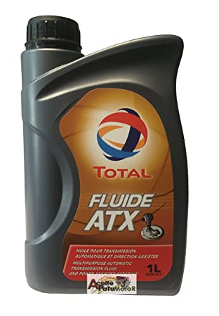 Total Fluide ATX Direcciones Asistida (Rojo) 1Litro: Amazon.es: Coche y moto