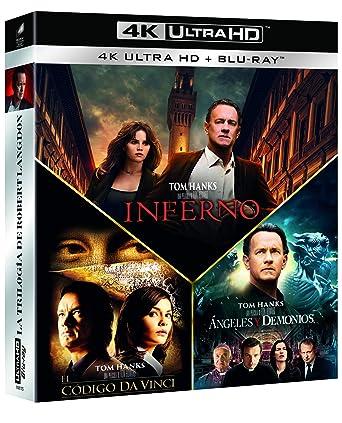 Pack Dan Brown: Ángeles Y Demonios + El Código Da Vinci + Inferno ...