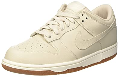 the latest 16ce6 e8bf6 NIKE Damen Dunk Low Gymnastikschuhe, Beige lt Orewood BRN-sail, 37.5 EU