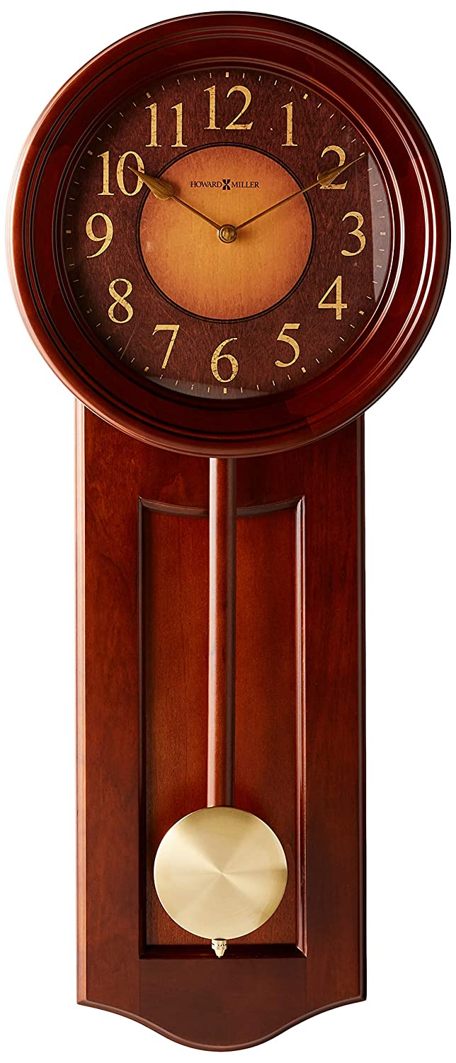 Howard Miller 625 385 Avery Wall Clock By Amazon Kitchen Home