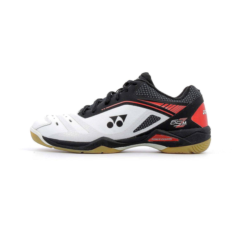 a8007a1bd4f Yonex Power Cushion 65ZM SHB 65ZM Badminton Indoor Court Shoe with Power  Cushion Plus  Amazon.co.uk  Shoes   Bags