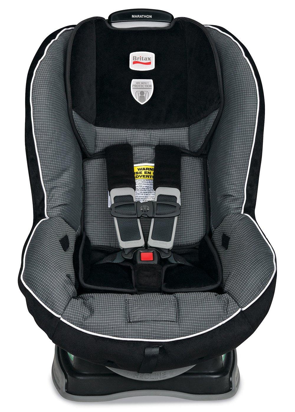 Amazon Com Britax Marathon G4 Convertible Car Seat Onyx Prior Model Baby