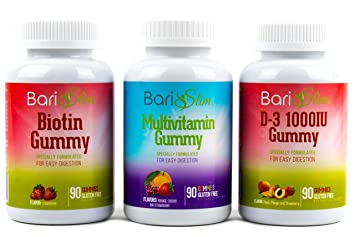 Amazon Com Barislim Bariatric Multivitamin 3 Pack Multivitamin