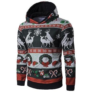 haocloth hoodies for men christmas hoodies 3d print hoodie sweatshirt christmas gift - Christmas Hoodie