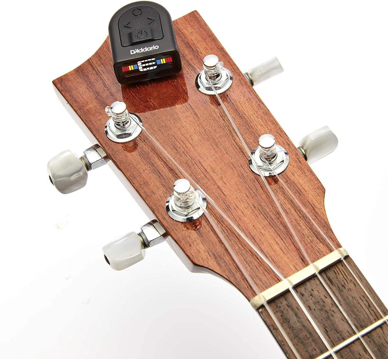 2 D/'Addario NS Micro Headstock Guitar Bass Banjo Mandolin Tuners PW-CT-12