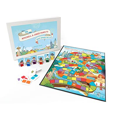Personalized Board Game for Family Game Night : Baby