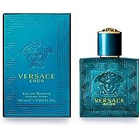 Versace Eros by Versace for Men -  Eau de Toilette, 50ml