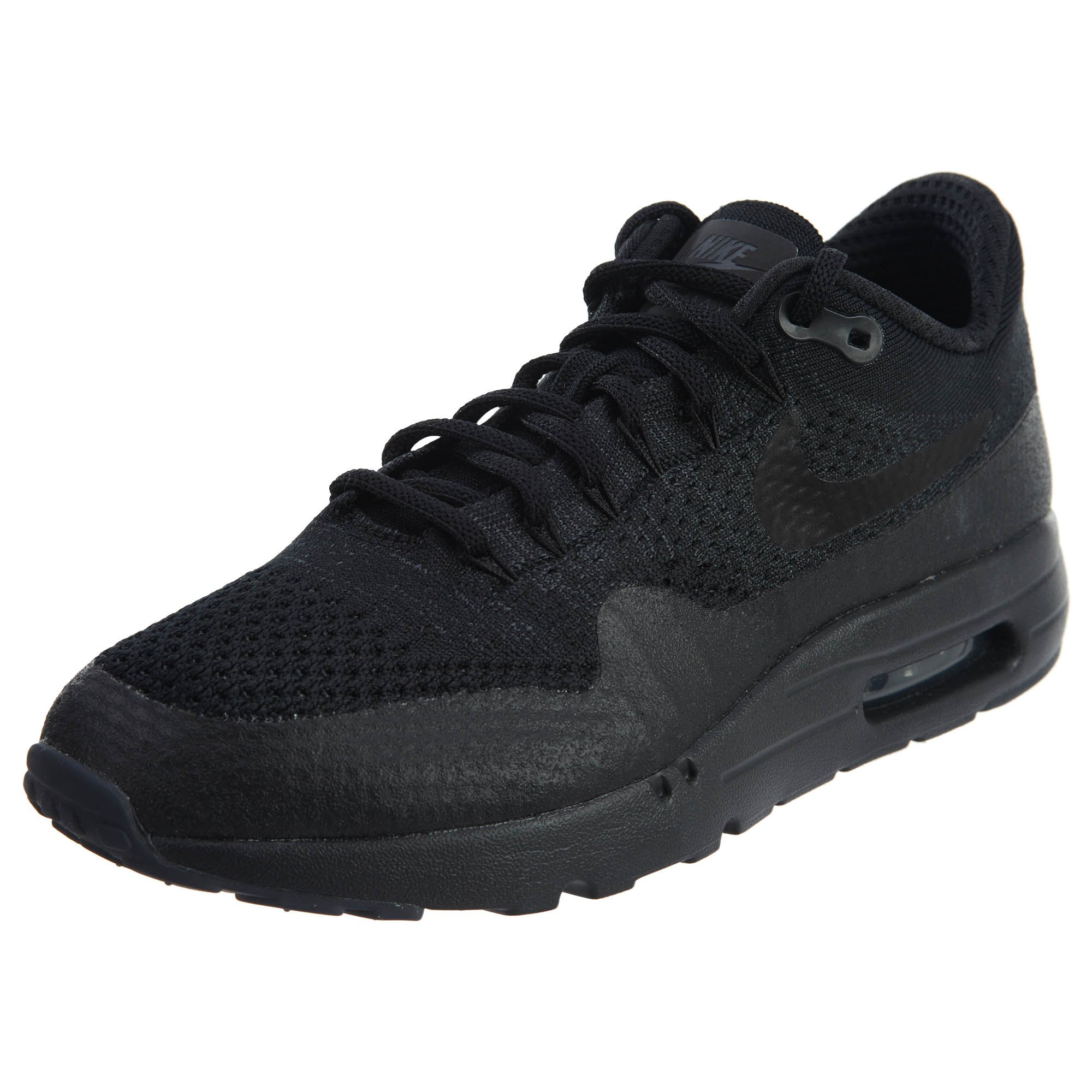 purchase cheap 3d024 e5fdc Galleon - Nike Air Max 1 Ultra Flyknit Mens Running Trainers 859658  Sneakers Shoes (11) Black Anthracite