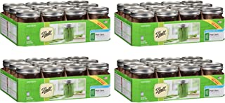 product image for Ball Wide Mouth Pint Jars, 12 count (16oz - 12cnt), 4-Pack