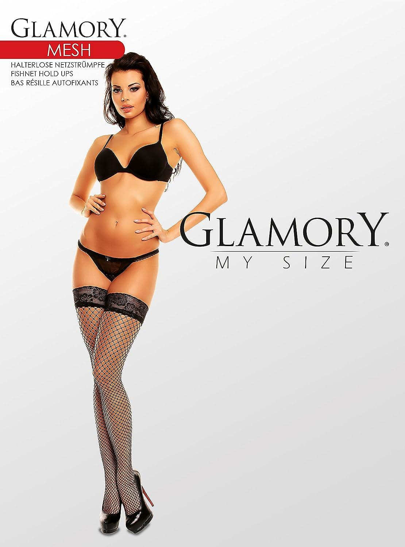 20 DEN para Mujer Glamory Mesh Medias
