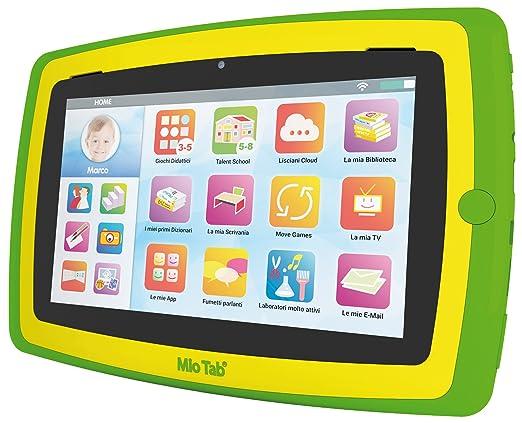 27 opinioni per Lisciani Giochi 57481- Mio Tab Smart Kid Plus HD 16 Gb