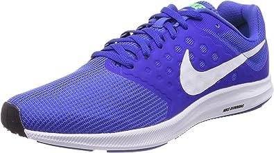 NIKE Downshifter 7, Zapatillas de Running para Hombre, Azul (Mega ...