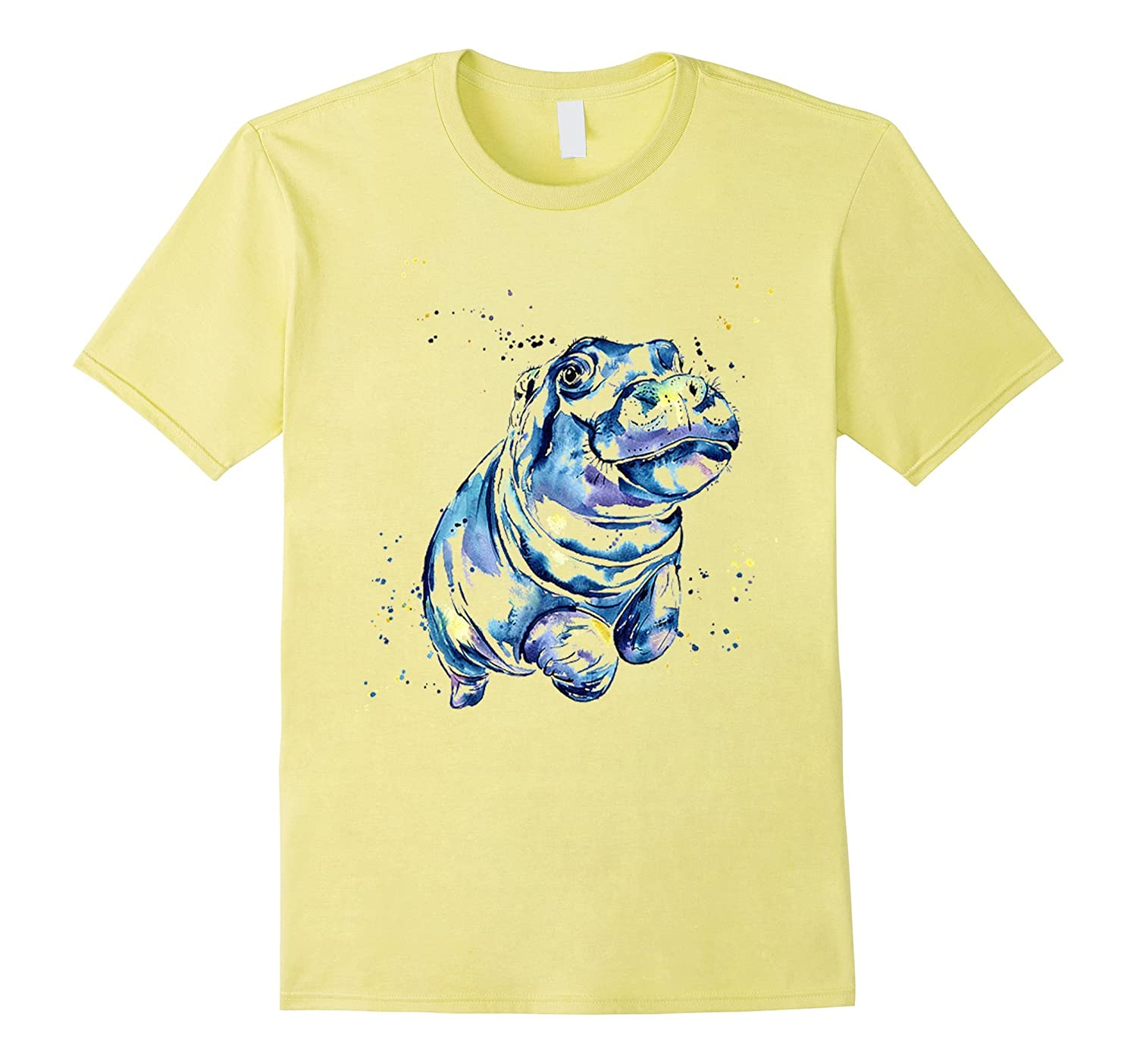 Fiona The Baby Hippo T-shirt-PL