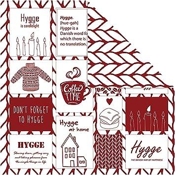 Design-Papier, Blatt 30,5x30,5 cm, 180 g, , Hygge / Strickmuster ...