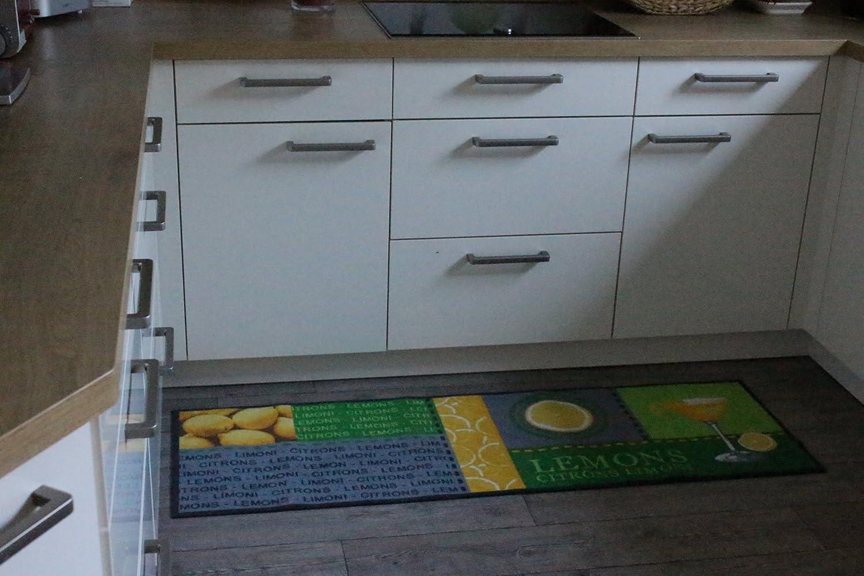 DER SOMMERHIT - erfrischender Küchenläufer / Küchenmatte / Küchen ...