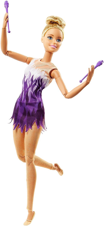 Barbie FJB18 Rhythmic Gymnast Doll Mattel