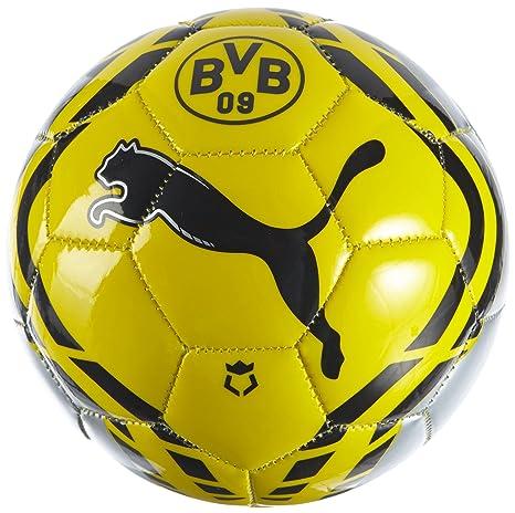 Puma 082178 01 BVB - Balón de fútbol (tamaño pequeño), color ...