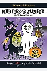 Halloween Mad Libs Junior Paperback