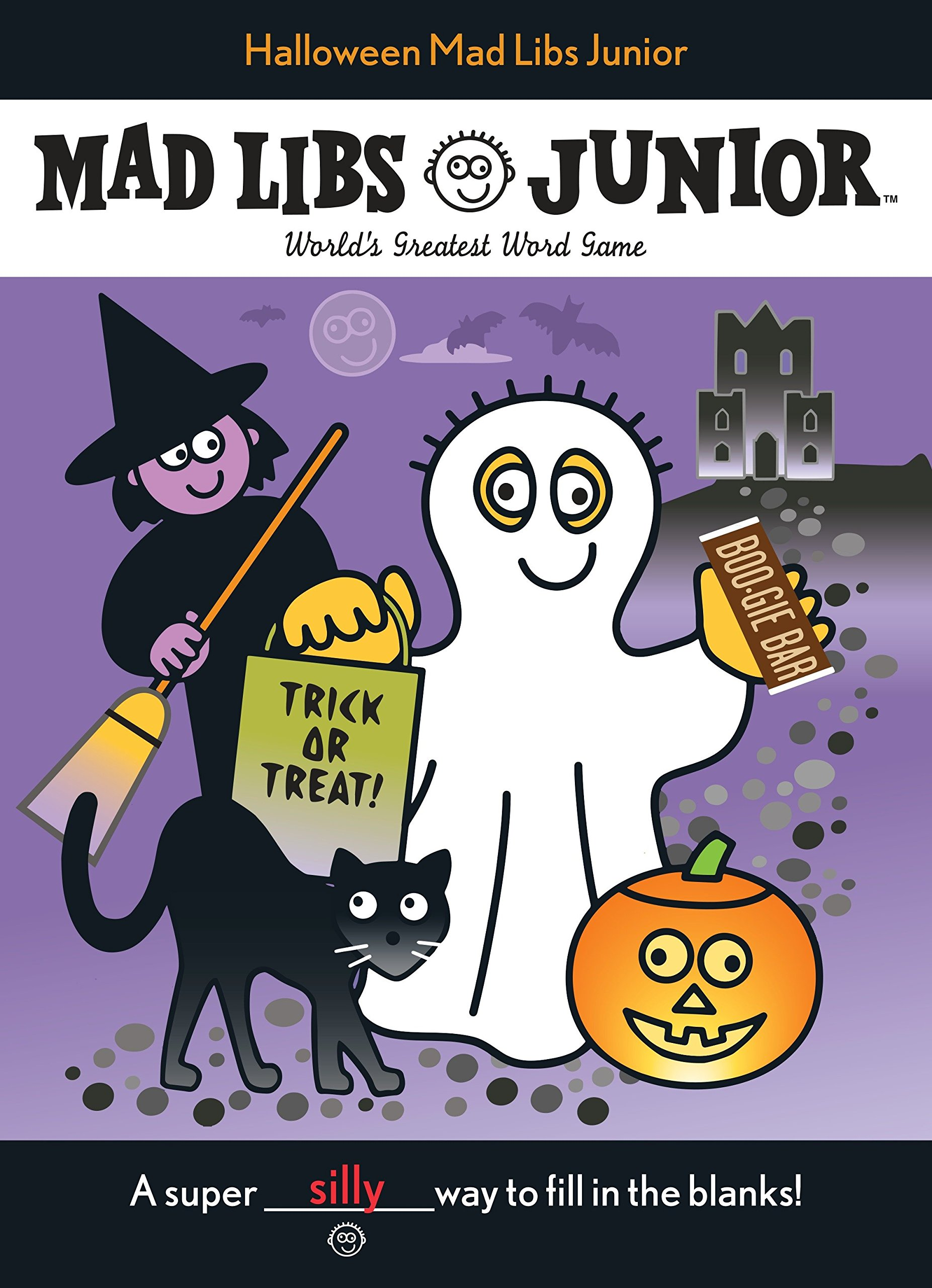 photo about Halloween Mad Libs Printable Free identified as Halloween Nuts Libs Junior: Roger Charge, Leonard Stern