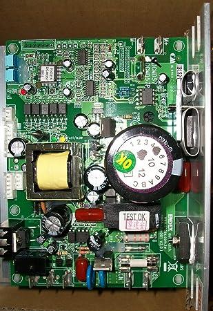 Circuit Imprimé Pour Contrôle Moteur Tapis Roulanttapis De Course
