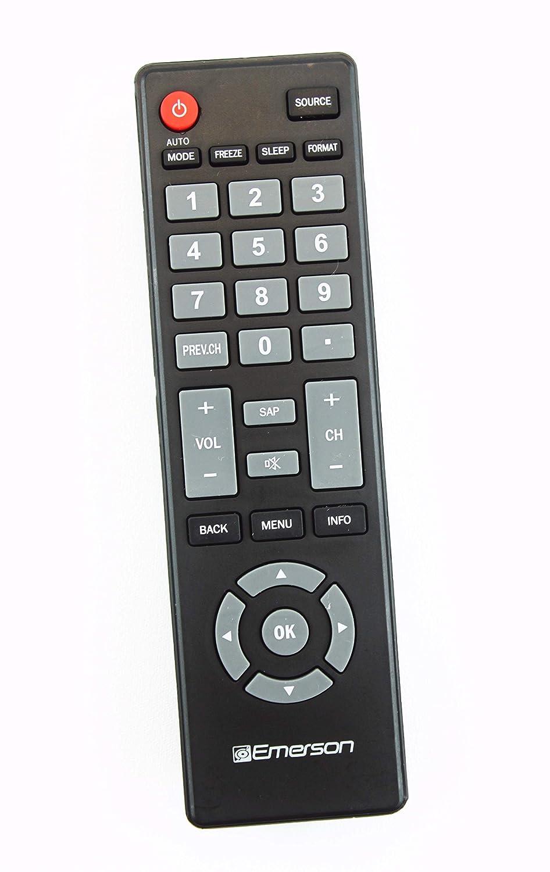 Original Emerson NH301UD LCD TV Remote Control for Models LC391EM3,  LC501EM3, LE190EM3, LE220EM3, LE260EM3, LE320EM3