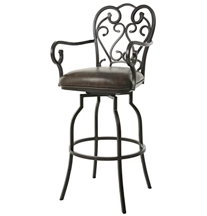 Incredible Amazon Com Impacterra Qlma247139649 Magnolia Ii Bar Stool Unemploymentrelief Wooden Chair Designs For Living Room Unemploymentrelieforg