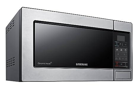 Samsung ME73M 20L 800W Acero inoxidable - Microondas (20 L, 800 W ...