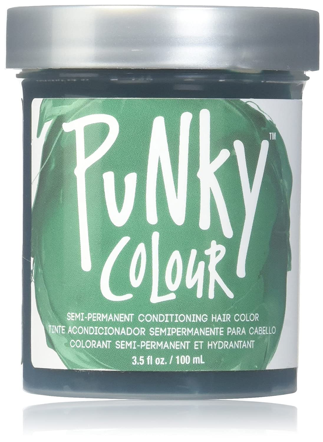 Amazon.com : jerome russell Punky Color, Alpine Green, 3.5 Ounce ...