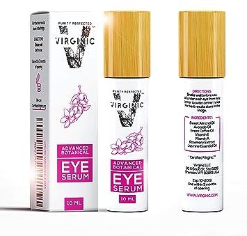 Serum de los Ojos para Mujer y Hombre Antiarrugas Eye Cream Crema Ojo Anti Ojeras Bolsas Extra Eyes Skin Care Repair the Wrinkle Sombras en Contorno ...