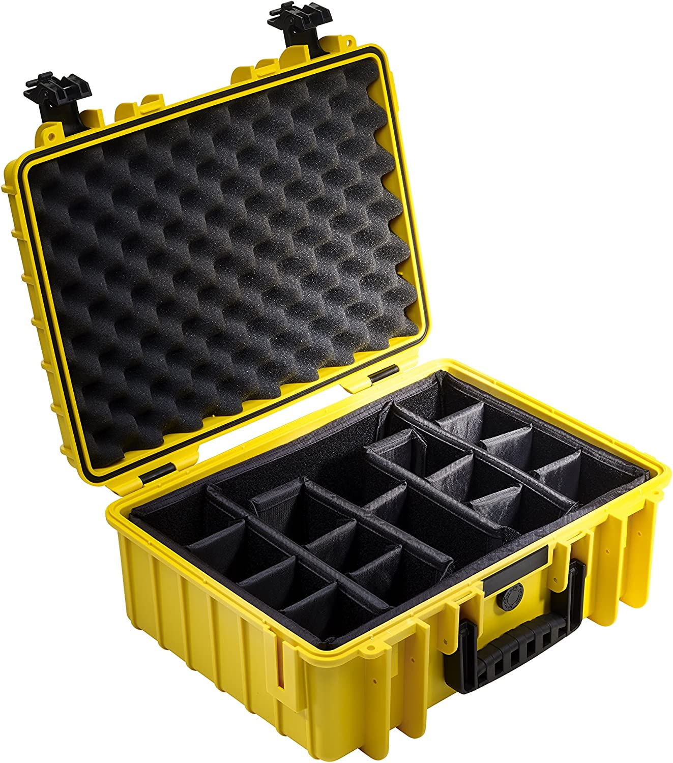 B/&W outdoor.cases  divider system The Original RPD for outdoor.case type 5500