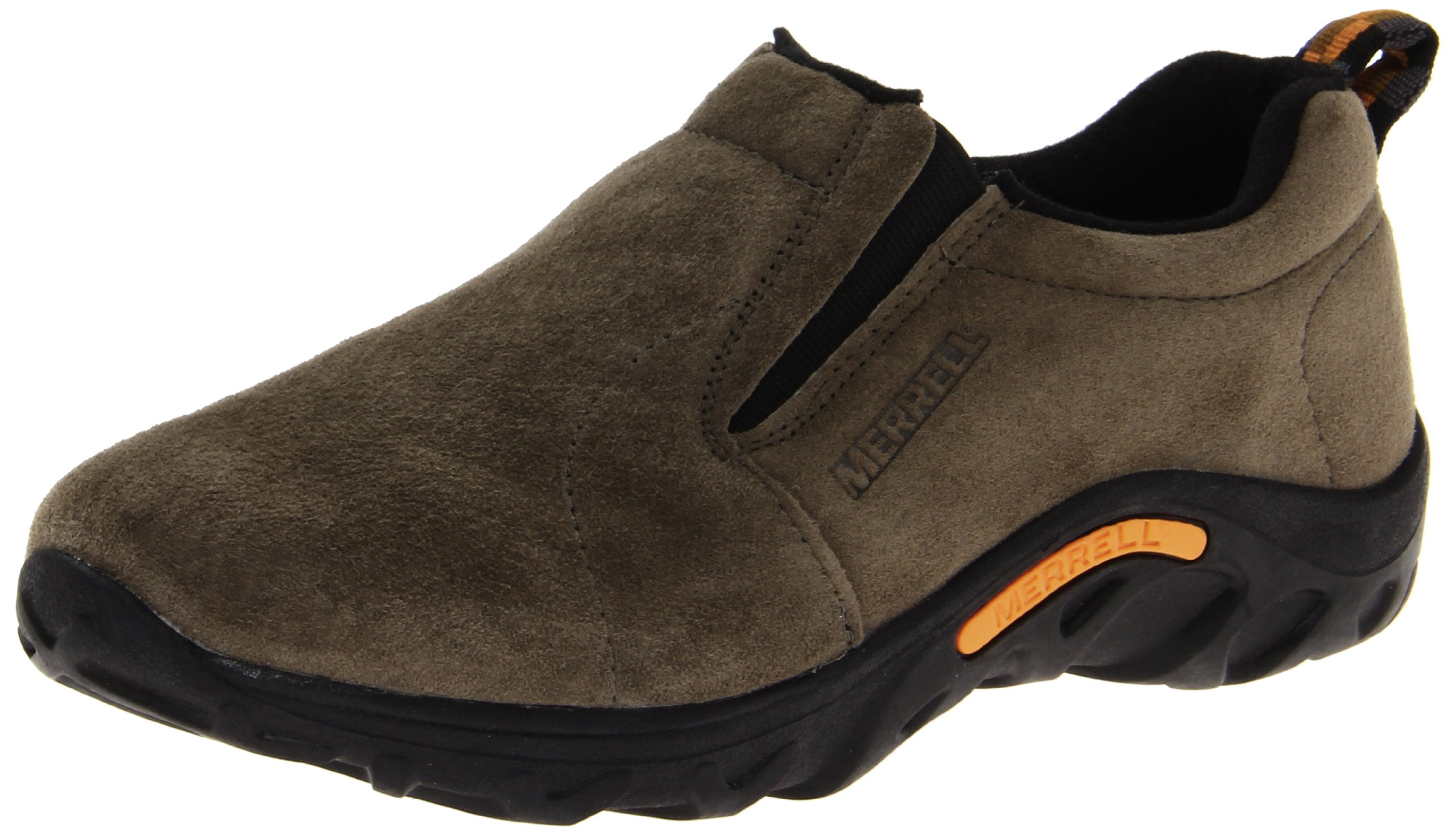 Merrell Jungle Moc (Toddler/Little Kid/Big Kid),Gunsmoke,11.5 W US Little Kid
