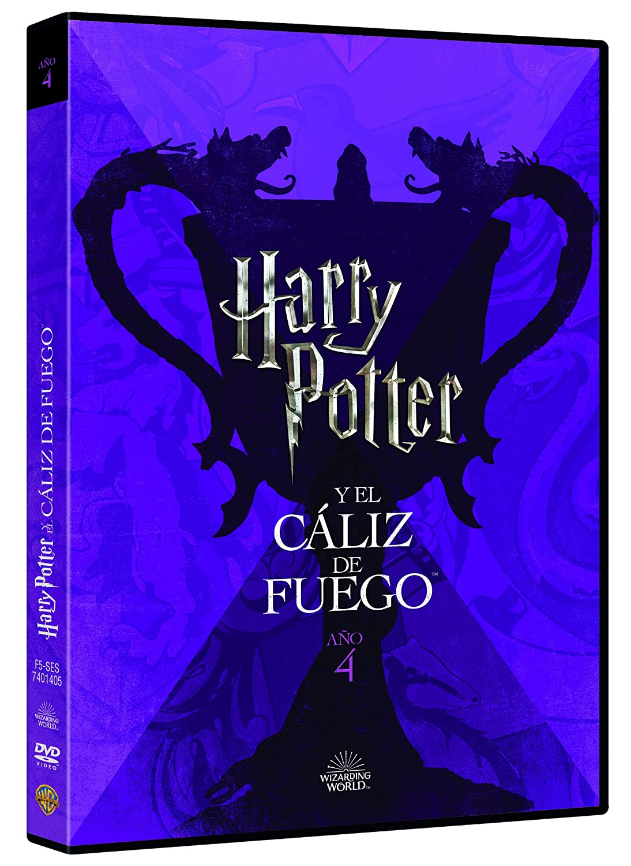 Harry Potter Y El Cáliz De Fuego. Ed. 2018 [DVD]: Amazon.es ...