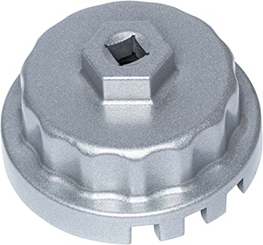 For Lexus Toyota Oil Filter Wrench 64mm Fit Avalon Camry Highlander RAV4 Tundra