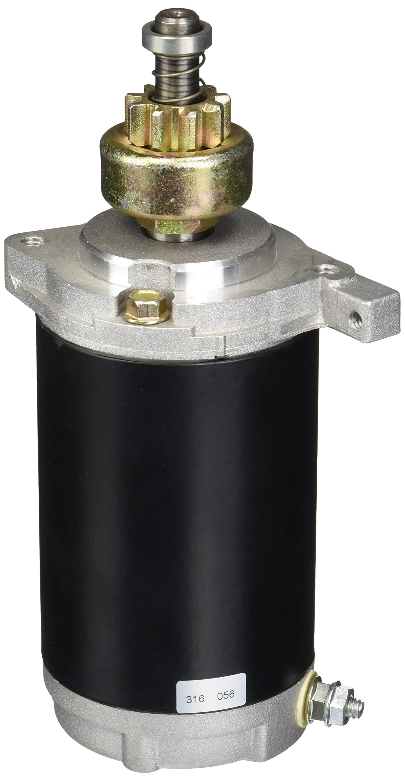 DB Electrical SAB0004 Starter Compatible With/Replacement For Mercury Outboard Marine 35 40 50 Horsepower, 35Hp 40E 40EH 40EL 40ELH, 50-30829 50-32403 5366 50-37345 50-38890A1 50-38890 50-38890A1