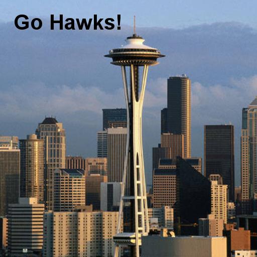 Go Hawks - Go Hawks!