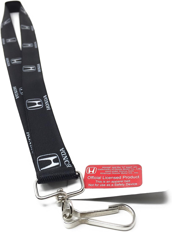 Lanyard Stretchable Licensed Key Chain Honda H Logo Motorcycle